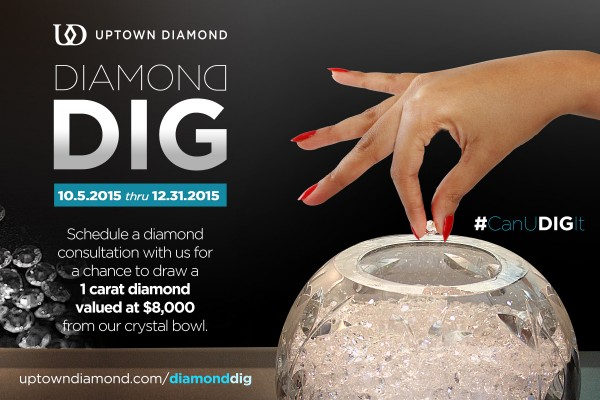Houston's Uptown Diamond Organizes Diamond Dig