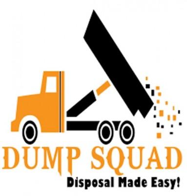 Dump Squad Logo Disposal Made Easy