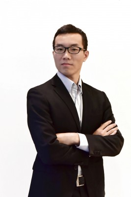 Nick Huang, Regional Sales Manager, AXILSPOT