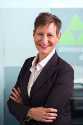 Mechelle Buys Du Plessis, Managing Director, Dimension Data Middle East