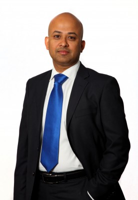 Mohammad Meraj Hoda, Managing Director of Ring