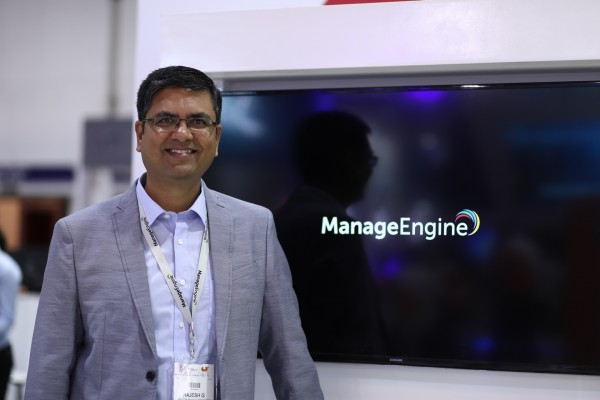 Rajesh Ganesan, director of product management, ManageEngine