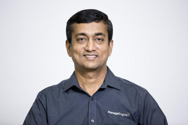 Mathivanan Venkatachalam, vice president, ManageEngine
