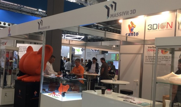 Canto, 3DION & Verband 3D-Druck.