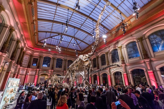 PAGE MINISTERIAL CONFERENCE 2017: Dinner im Berliner Naturkundemuseum