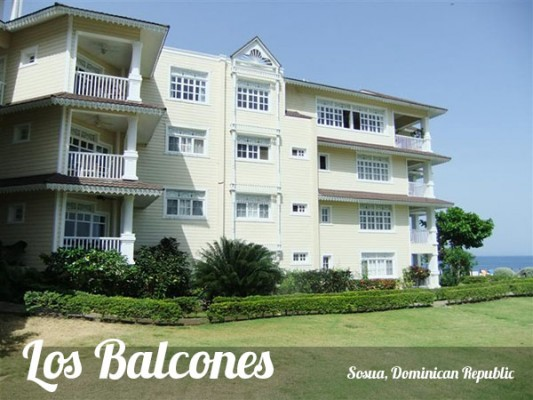 Los Balcones, in Sosua, is one of Siborg's rental properties