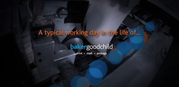 bakergoodchild illustrates a typical working day in the life of… with new corporate video.