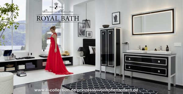 Royal Bath -Collection by Maja Prinzessin von Hohenzollern