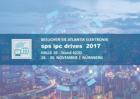 Atlantik Elektronik @ SPS IPC DRIVES 2017