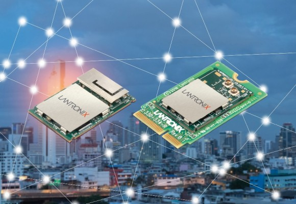 Wireless Embedded IoT-Gateway xPico® 200 Serie von Lantronix