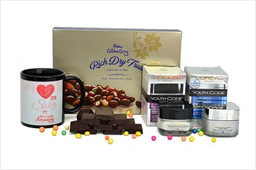 Best Destination To Select & Send Best Rakhi Gifts Online