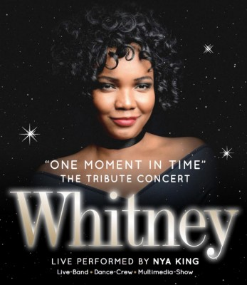WHITNEY - One Moment In Time – The Tribute Concert