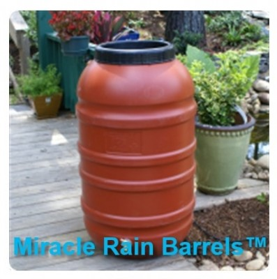 Miracle Rain Barrel