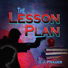 'The Lesson Plan, a well-received crime novel, has just been released as an audiobook.