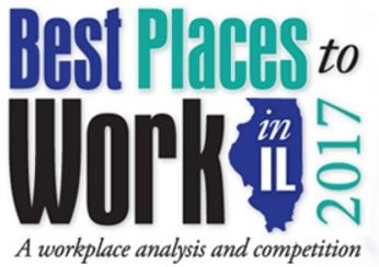 Sevan Multi-Site Solutions Named One of Top 25 Best Places to Work in Illinois 2017