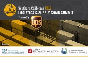 2016 2nd Annual Logistics Summit - Southern California
