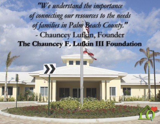 Chauncey Lufkin - Sponsorship of Upcoming Quantum House Event in West Palm Beach