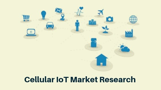 New Report on Cellular IoT Market 2019: expected to Boom