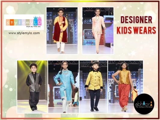 Kids Wear Collection from Abhipri