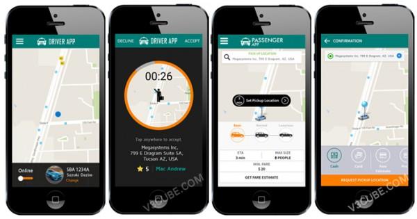 uber script gears to make taxi businesses smarter and more profitable 2016 11 21. Black Bedroom Furniture Sets. Home Design Ideas