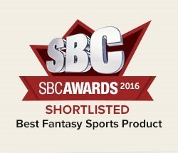Sportito shortlisted in SBC Awards 2016