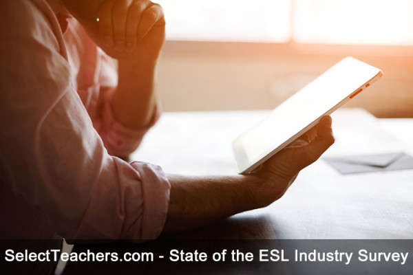 Select Teachers launches State of the ESL Industry Survey