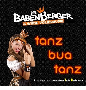 Tanz bua Tanz Single COVER