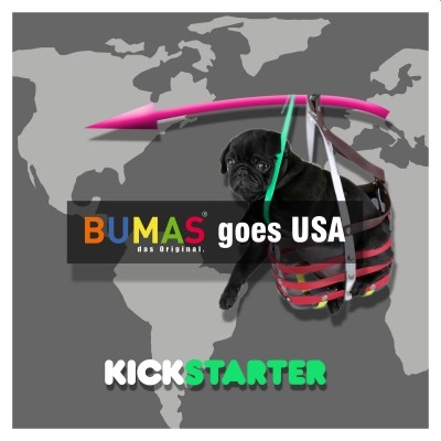 BUMAS muzzles in the US on Kickstarter