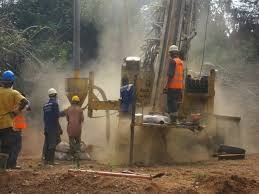 Diamond Drilling In Africa