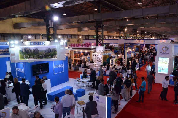 60 Countries at OTM 2017 make it the Largest International Trade Show in India