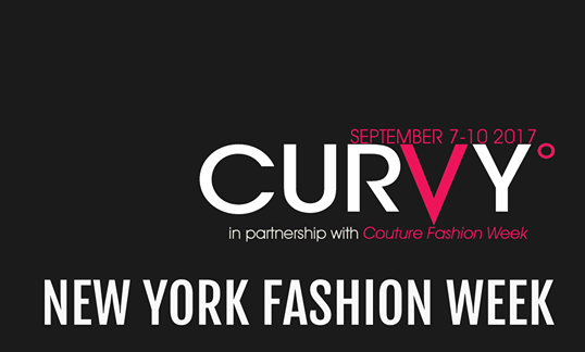 Couture fashion week and CURVY Magazine have joined forces to debut this three day series of trend-driven shows.