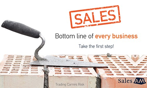 SALES - Bottom line of every business!