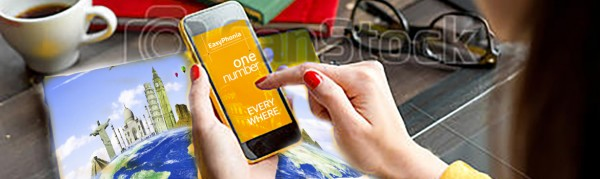 One app to get all, secure and easy ... EasyPhonia