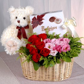Gift a beautiful memory when you send flowers to Chittoor and Chinchwad with MyFloralKart