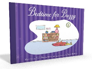 Bedtime for Buzzy by T.J. Hackworth and Sean Baptist