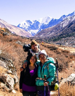 Short easy hiking in Nepal special tour