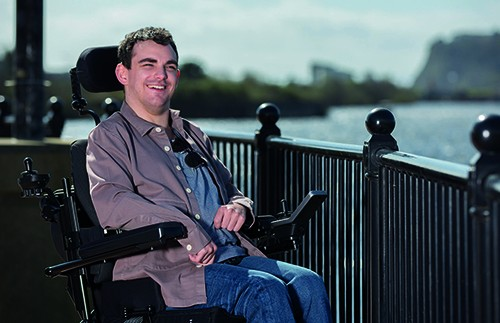 Meet Daniel - the face of Invacare LiNX