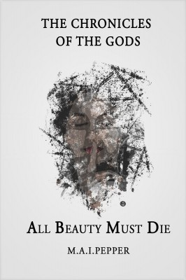 Cover, All Beauty Must Die, Covergestaltung: Daniel Konn & Jennifer Könen