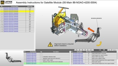 Create intuitive, interactive work instructions directly from ANY 3D CAD