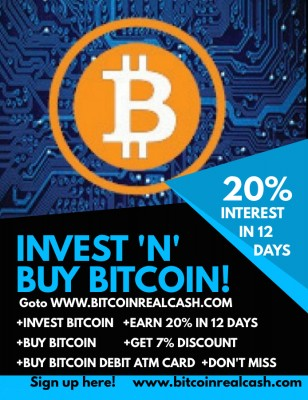 Invest in bitcoin now