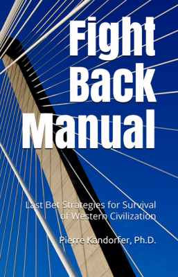 """Fight Back Manual"" explains how to defend our traditional values and Constitution"