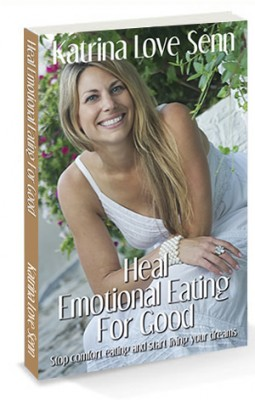 New Book Launches on Amazon - 'Heal Emotional Eating For Good'