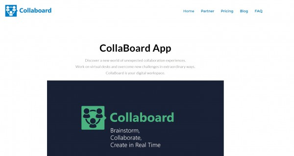 Collaboard.app website
