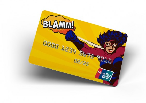 Crypto linked prepaid debit card with high limits.