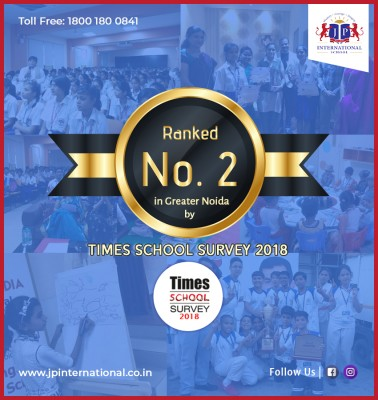 Now Ranked No 2 School in Greater Noida Leaders